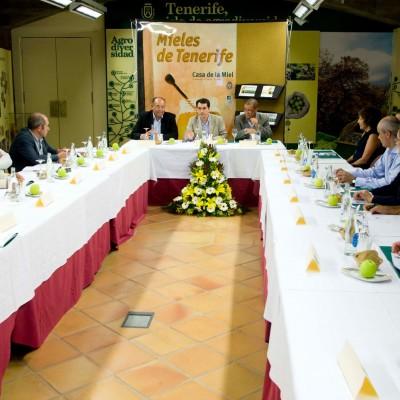 Finalista a mejor miel de Tenerife