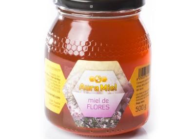 AURAMIEL - 500g, Flores - 2747